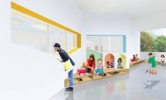 Public DayCare Center_The Playground / 新北市中和景新公托中心