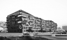 The U Housing Block_Competition